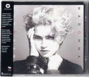 MADONNA - REMASTERED RUSSIA GOLD CD ALBUM