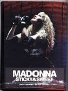 MADONNA STICKY & SWEET -  GUY OSEARY TOUR PHOTOGRAPHY  BOOK
