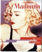 MADONNA TEAR-OUT PHOTO BOOK - 1993 OLIVER BOOKS UK