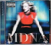 MDNA - UK / EU EXPLICIT VERSION CD ALBUM