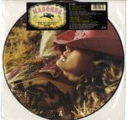 """MUSIC - UK 12"""" PICTURE DISC (W537TX1)"""