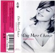 ONE MORE CHANCE - UK CASSETTE (W0337C)