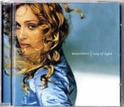 RAY OF LIGHT - MALAYSIA CD ALBUM