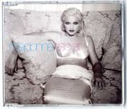 SECRET - UK CD SINGLE (W0268CD)