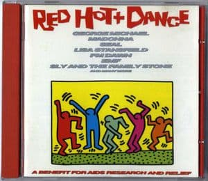 SUPERNATURAL on RED HOT + DANCE - COMPILATION CD ALBUM