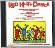 SUPERNATURAL on RED HOT + DANCE - USA COMPILATION CD ALBUM