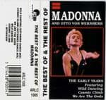 THE BEST OF & THE REST OF MADONNA - UK CASSETTE (1)