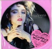 THE FIRST ALBUM - JAPAN LP PICTURE DISC (P-15002)