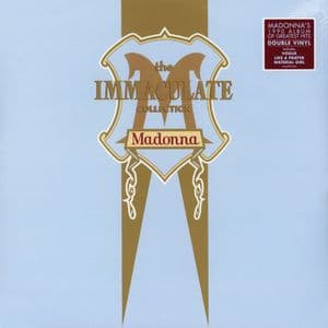 THE IMMACULATE COLLECTION - 2018 LTD EDITION 2-LP VINYL