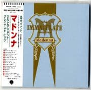 THE IMMACULATE COLLECTION - JAPAN CARDSLEEVE MINI LP CD