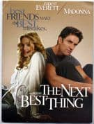 THE NEXT BEST THING - USA PROMO PRESS KIT with PHOTOS