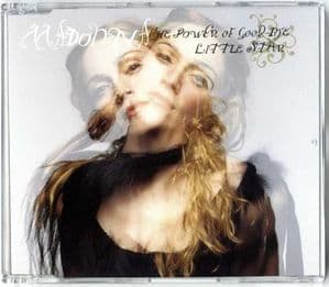 THE POWER OF GOOD-BYE - UK / EU PICTURE CD SINGLE