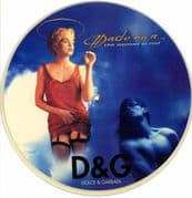 THE WOMAN IN RED - LP PICTURE DISC GIRLIE SHOW LIVE