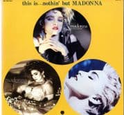 THIS IS ... NOTHIN' BUT MADONNA - JAPAN PROMO VINYL LP (PS-311)