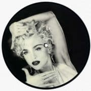 """VOGUE - UK 7"""" PICTURE DISC (W9851P)"""