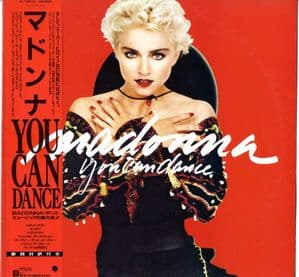 YOU CAN DANCE - JAPAN 1987 PROMO VINYL LP