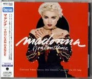 YOU CAN DANCE - JAPAN (FOREVER YOUNG 2005) CD ALBUM