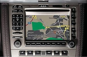 Latest 2016 Sat Nav Update Disc for Porsche PCM2.1
