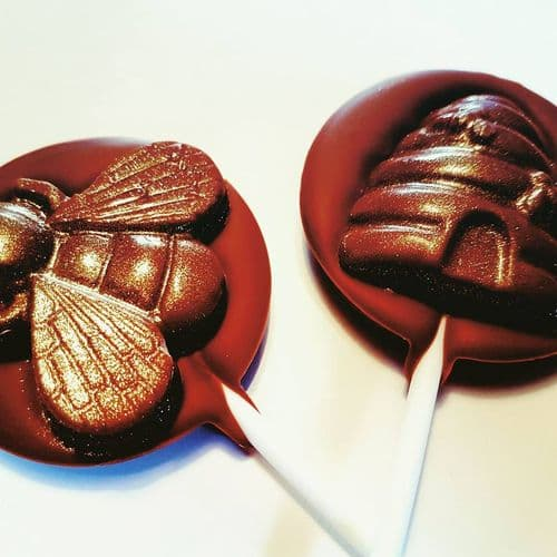 Bee & Hive Lolly 80g