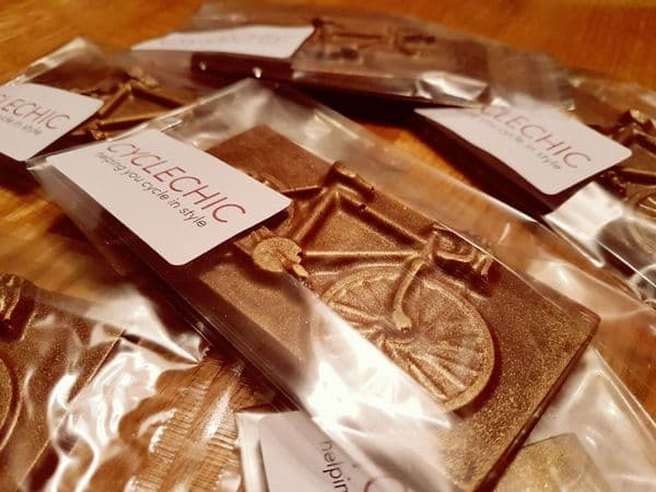 Cycling Chocolate Gifts