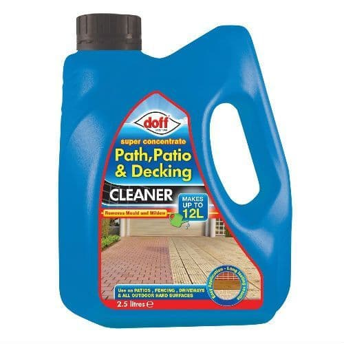 Doff Super Strength Path & Patio Cleaner Concentrate 2.5L