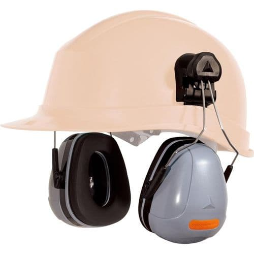 EAR DEFENDERS FOR SAFETY HELMET - SNR 32 dB