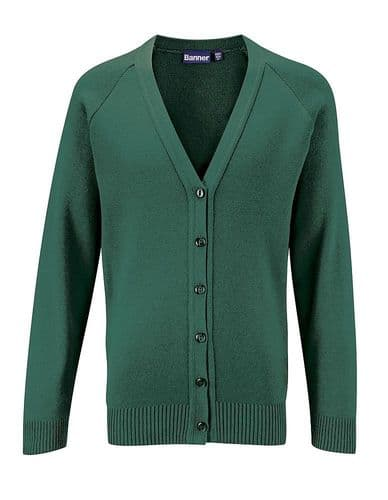 Lawn Primary School Knitted Cardigan