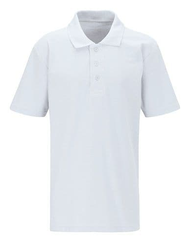 Mease Embroidered Polo T-Shirt