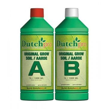 Dutch Pro Original Grow Soil  A+B