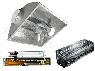 Maxibright Goldstar 600w &1000W Kits