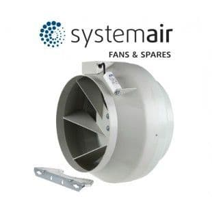 Systemair RVK Fans