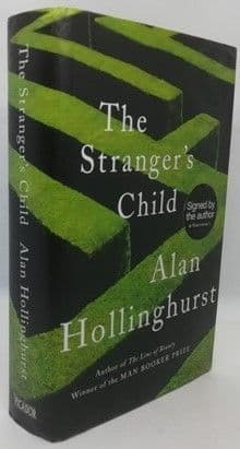 Alan Hollinghurst THE STRANGER'S CHILD First Edition Signed