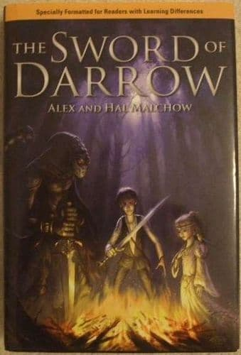 Alex and Hal Malchow THE SWORD OF DARROW First Edition Double Signed