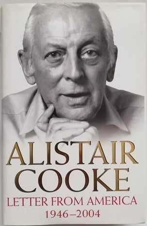 Alistair Cooke LETTER FROM AMERICA Eighth Print Hardback