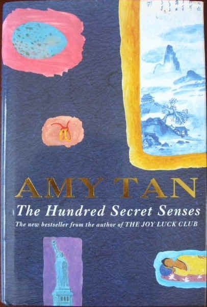 Amy Tan THE HUNDRED SECRET SENSES First Edition Signed