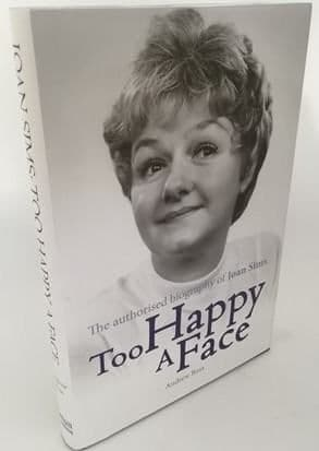 Andrew Ross TOO HAPPY A FACE First Edition Signed