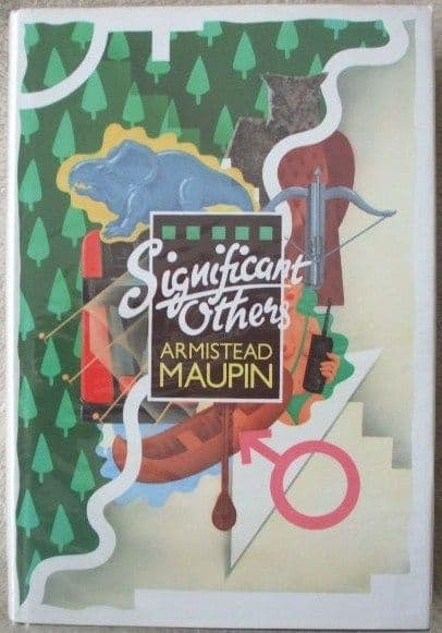 Armistead Maupin SIGNIFICANT OTHERS First Edition Signed