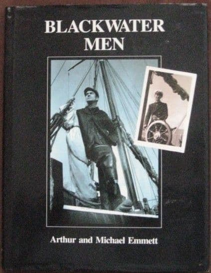 Arthur and Michael Emmett BLACKWATER MEN First Edition Signed