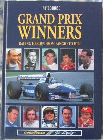 Autocourse GRAND PRIX WINNERS Hardback