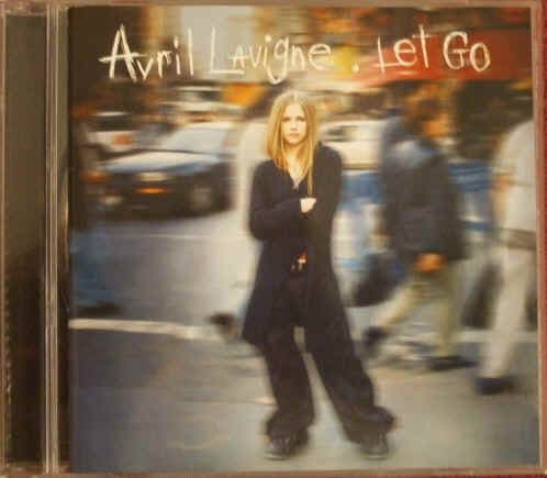 Avril Lavigne LET GO Pop CD