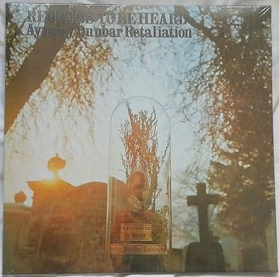 Aynsley Dunbar Retaliation REMAINS TO BE HEARD Vinyl LP 2014 Sealed