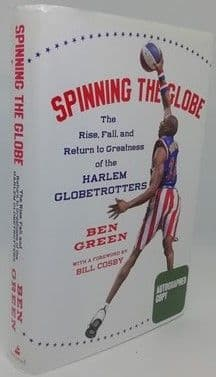 Ben Green SPINNING THE GLOBE First Edition Triple Signed