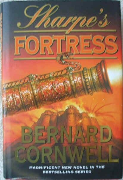 Bernard Cornwell SHARPES FORTRESS First Edition