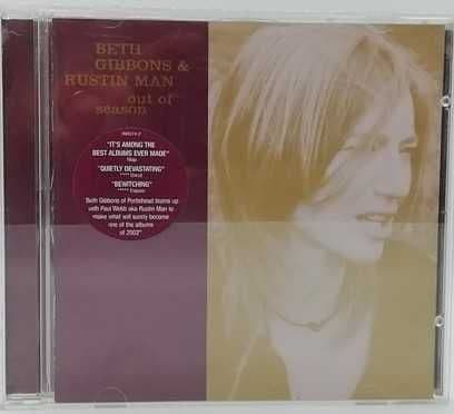 Beth Gibbons Rustin Man OUT OF SEASON Used CD