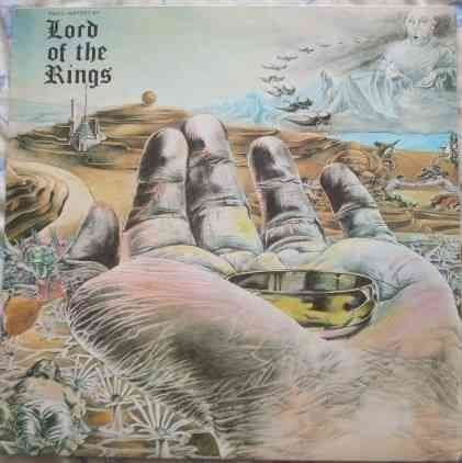 Bo Hansson MUSIC INSPIRED BY LORD OF THE RINGS Vinyl LP