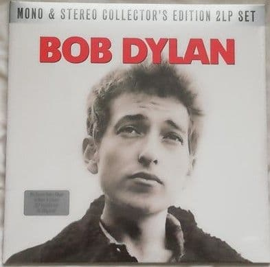 Bob Dylan BOB DYLAN 180g 2LP Sealed