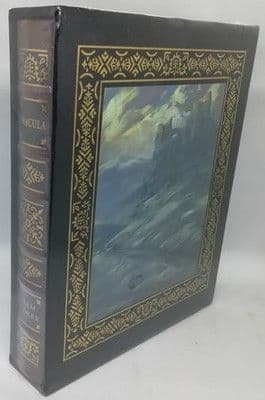 Bram Stoker DRACULA Signed Deluxe Limited Edition Sealed