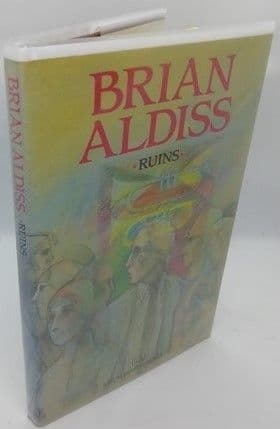 Brian Aldiss RUINS First Edition