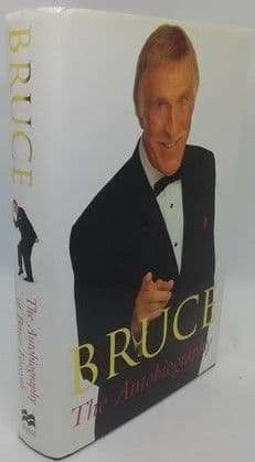 Bruce Forsyth BRUCE: THE AUTOBIOGRAPHY First Edition Signed