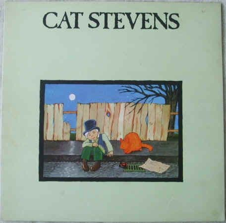 Cat Stevens TEASER AND THE FIRECAT Vinyl LP